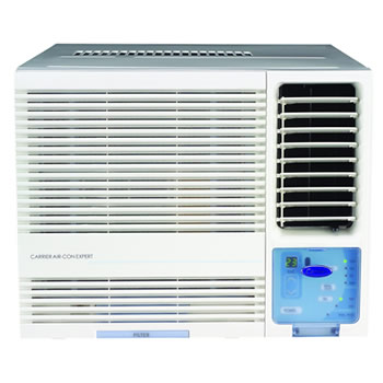how to clean aircon window type